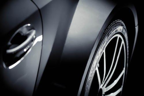 Kostenloses Stock Foto zu auto, automobil, bewegung, chrom