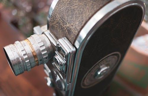 Kostenloses Stock Foto zu alte kamera, analogon, antik, antiquität