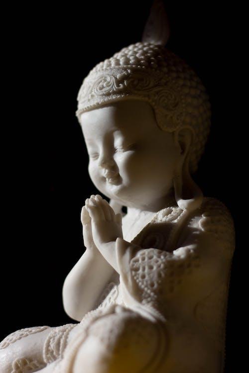 Foto stok gratis agama, arca, baby budha, bentuk tubuh