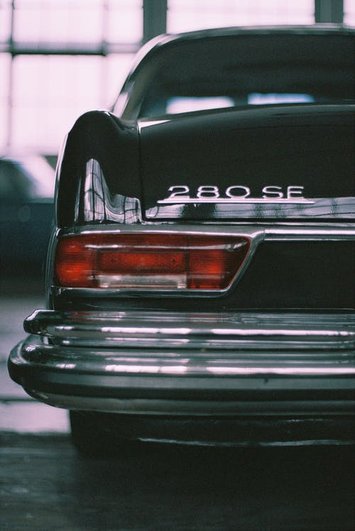 Gratis stockfoto met 280 se, auto, autobumper, automobiel