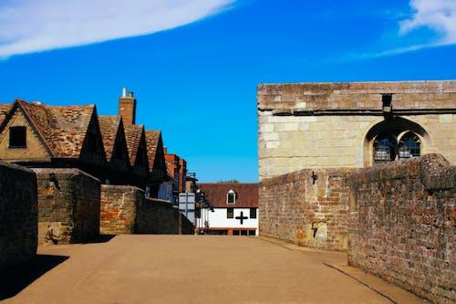 Foto profissional grátis de cidade, espaço, histórico, huntingdonshire