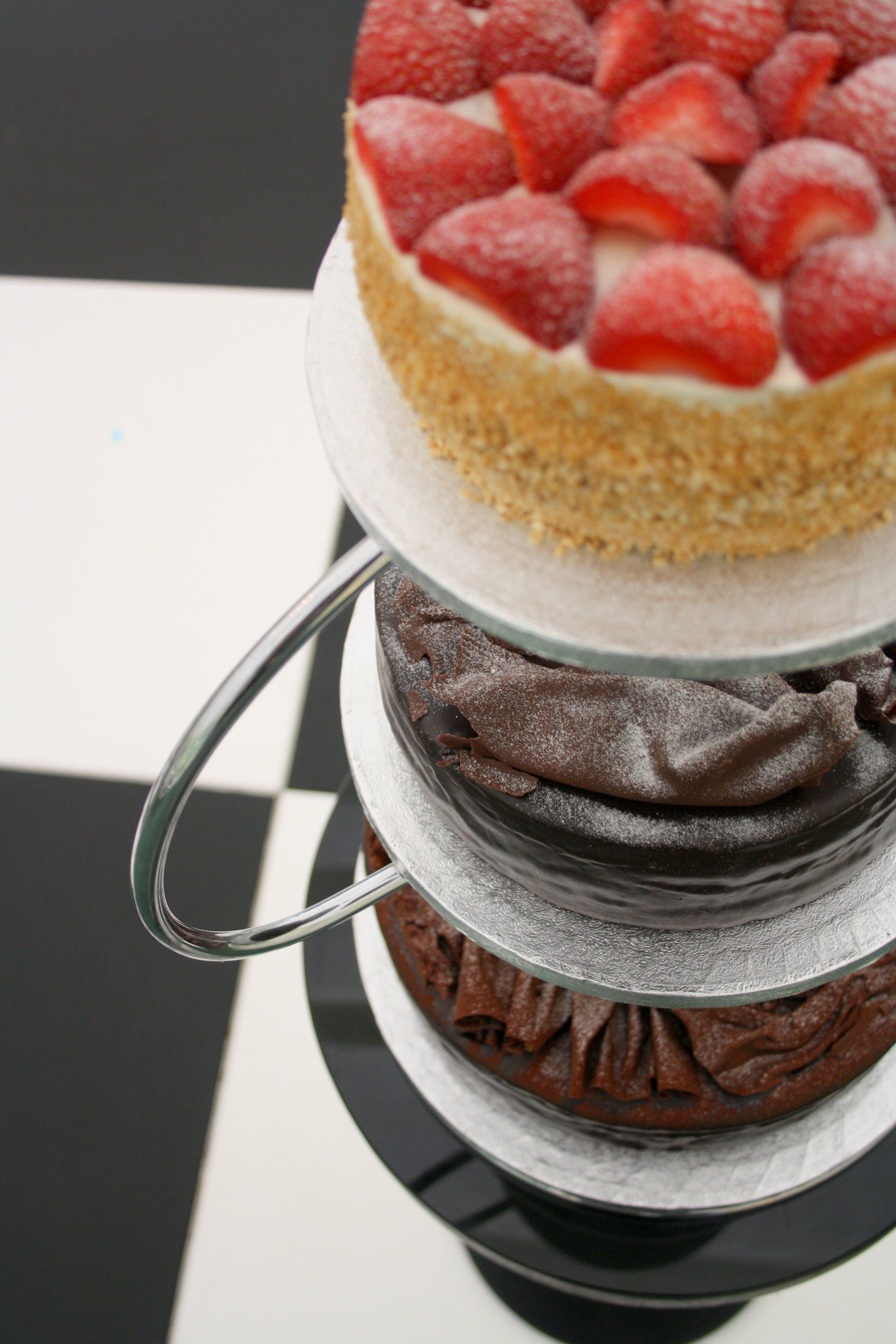 Gratis stockfoto met cake, chocolade, close-up, concentratie