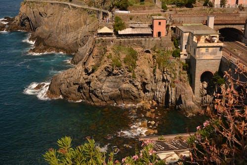 Free stock photo of cinque terre, coast, europe, italia