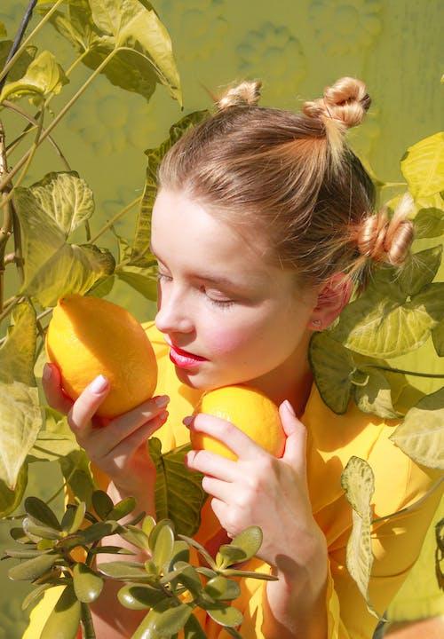 Photos gratuites de agrume, arbre, citron, espace extérieur