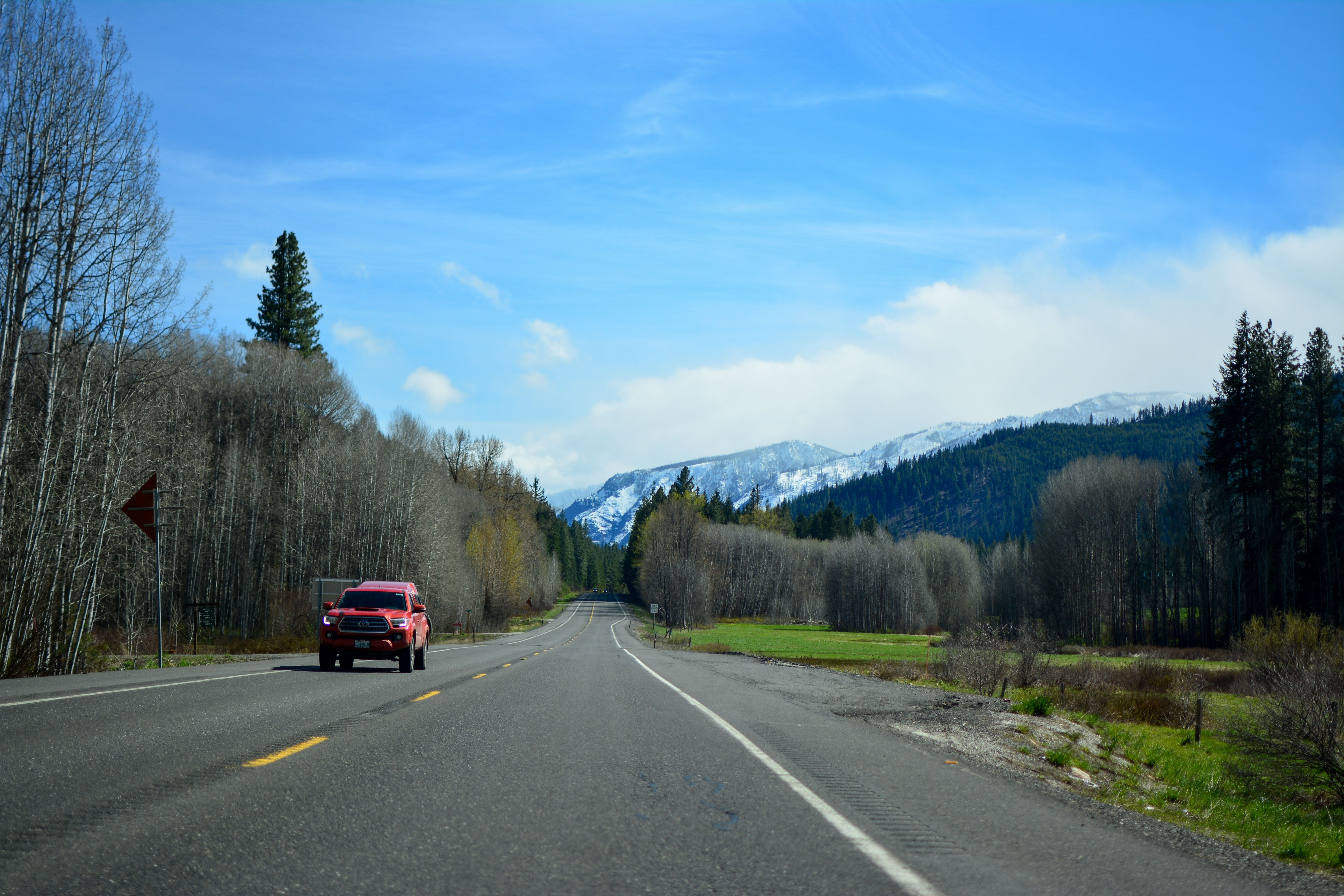 Free stock photo of adventure, car, mountains, road