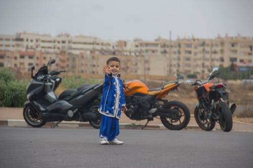 ktm, z750, 兒子, 孩子 的 免费素材照片
