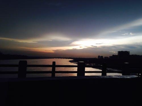 Foto d'estoc gratuïta de edat del riu.