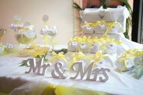 Foto profissional grátis de acessórios de casamento, agradável, amor