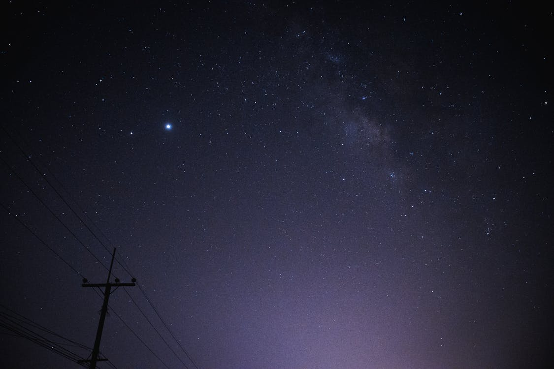 Δωρεάν στοκ φωτογραφιών με background, galaxy, αγροτικός