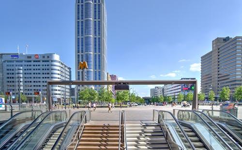 Fotobanka sbezplatnými fotkami na tému architektúra, budovy, centrum mesta, denné svetlo