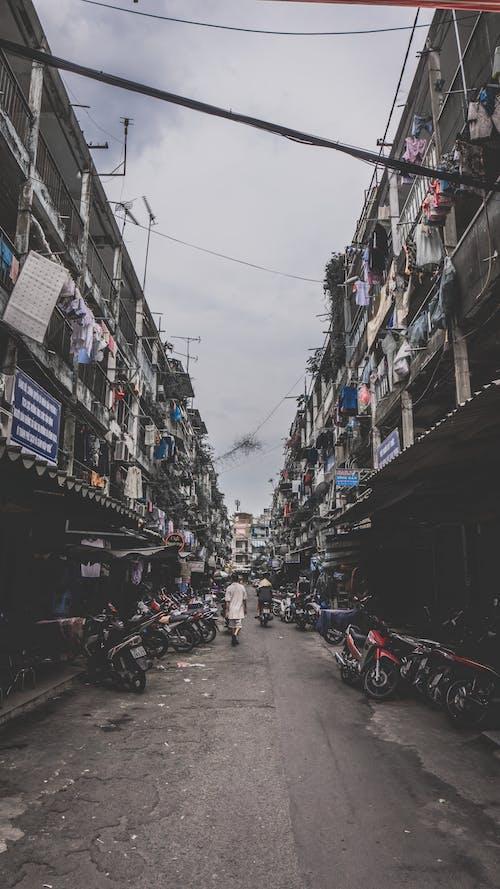 Бесплатное стоковое фото с cảnh đô thị, cuộc sống hàng ngày, вьетнам
