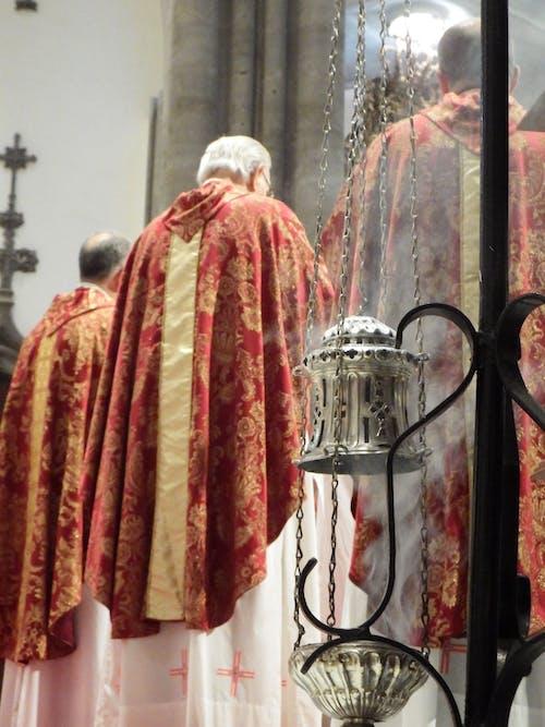 Free stock photo of catholic, mass, priest