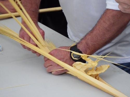 Free stock photo of crafts, holy week, palm sunday