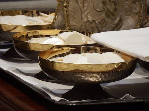 Free stock photo of catholic, eucharist, jesus christ, paten