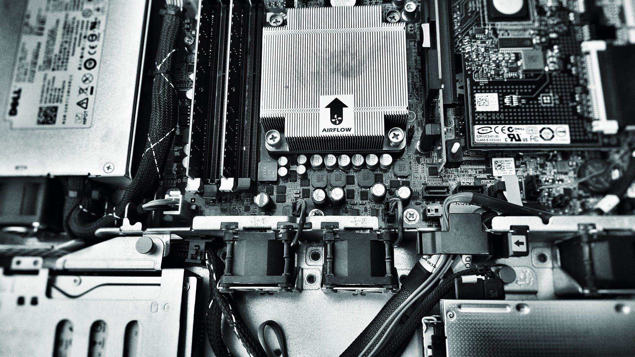 Free stock photo of black and white, honduras, information technology, inside