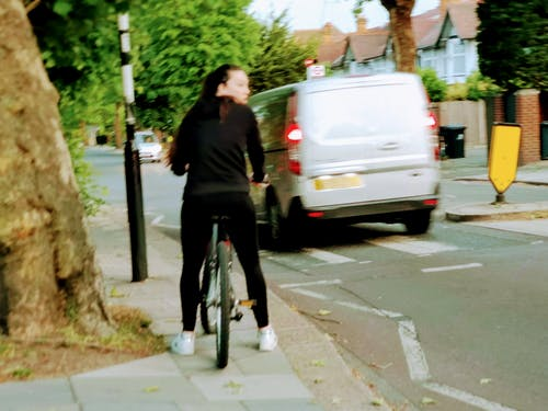 Free stock photo of bicycle, bicyclist, ealing, england