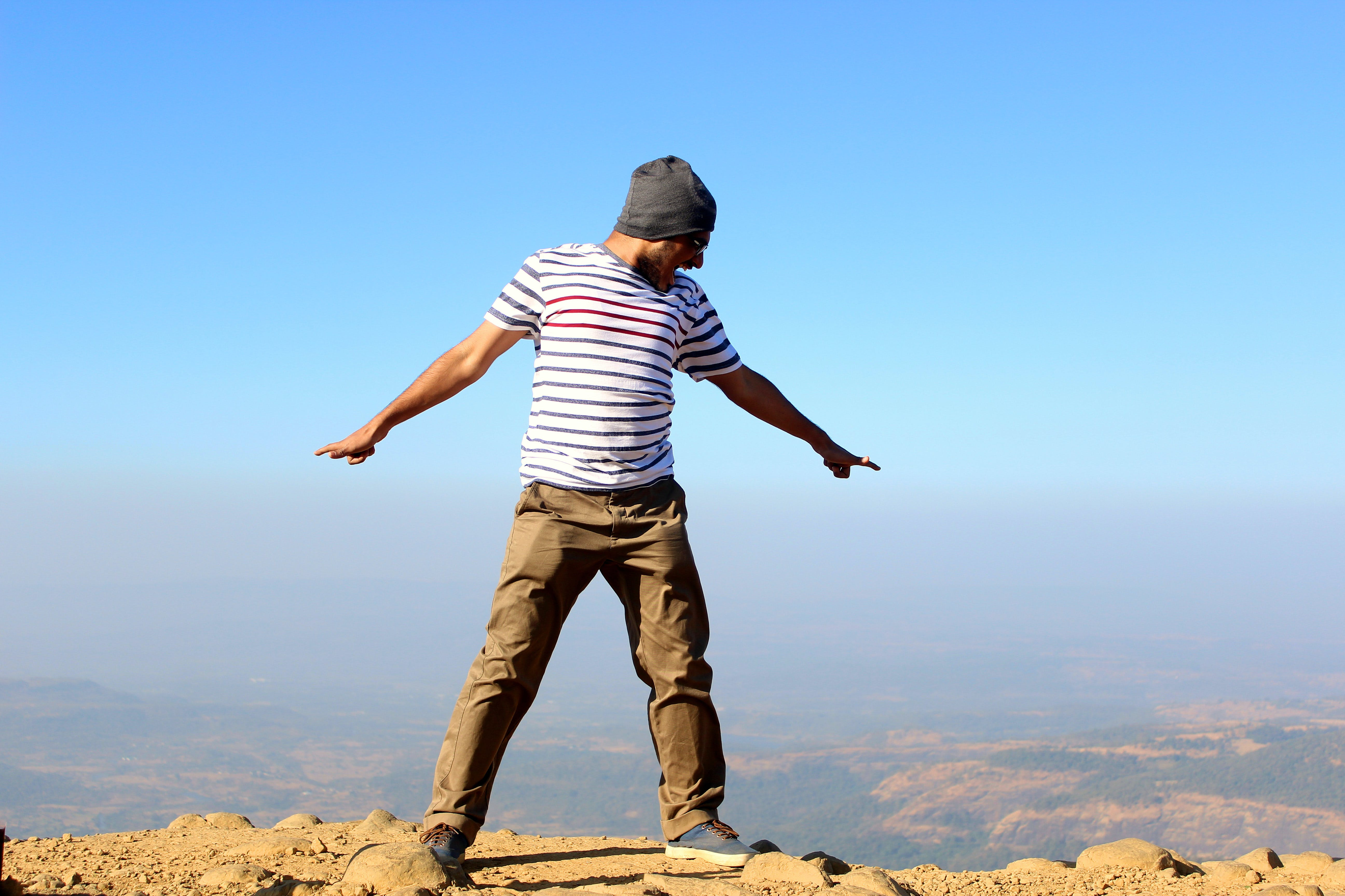 Free stock photo of adventure, blue sky, chilling, crazy