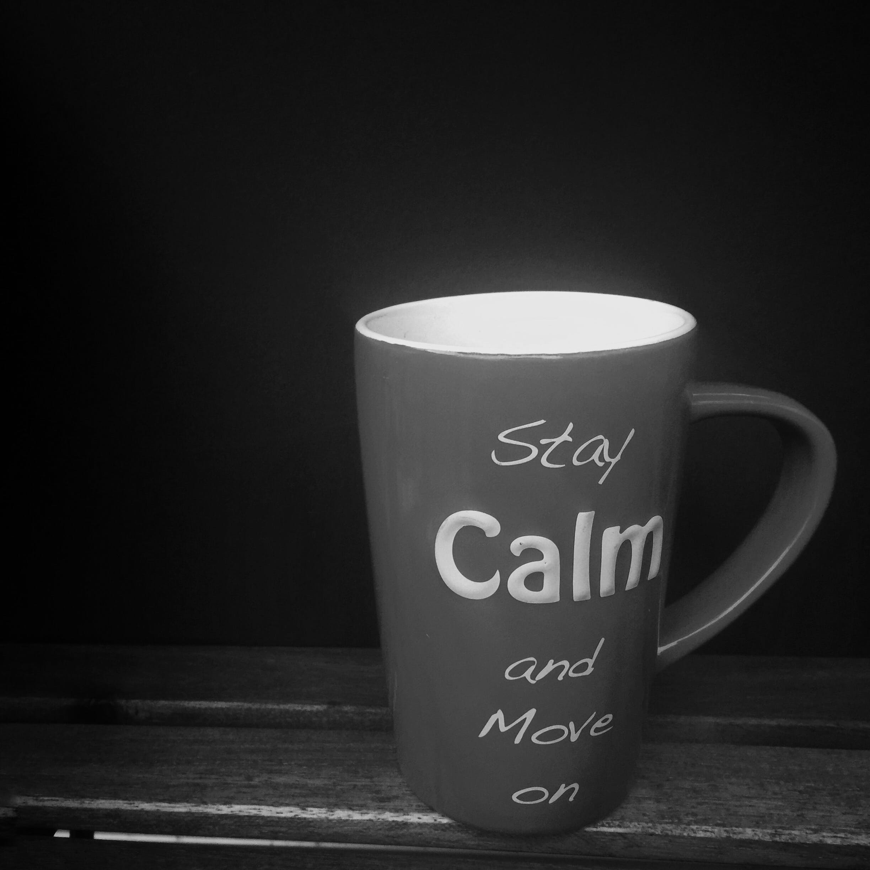 Free stock photo of coffee mug, cup of coffee, keep calm and carry on, mug
