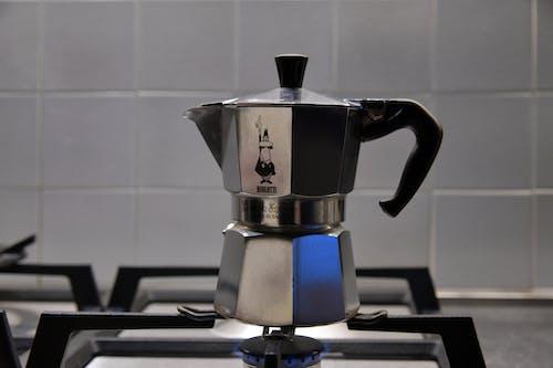 Free stock photo of bialetti, brand logo, café, caffeine