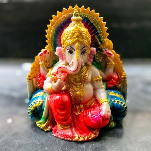 Free stock photo of blessing, colorful, ganesh, outdoor