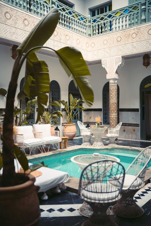 Foto profissional grátis de arquitetura contemporânea, arquitetura moderna, bela casa