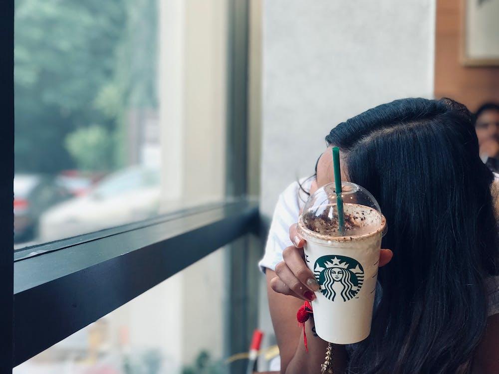 Kostenloses Stock Foto zu kaffee ohne gründe ....