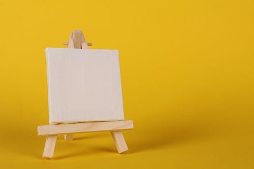 Δωρεάν στοκ φωτογραφιών με αδειάζω, άδειο καμβά, άδειος, από χαρτόνι