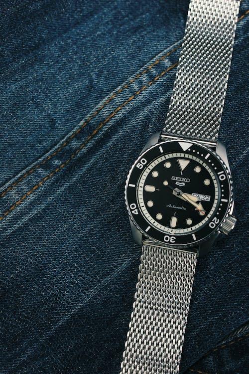 Free stock photo of automatic watch, seiko, watch