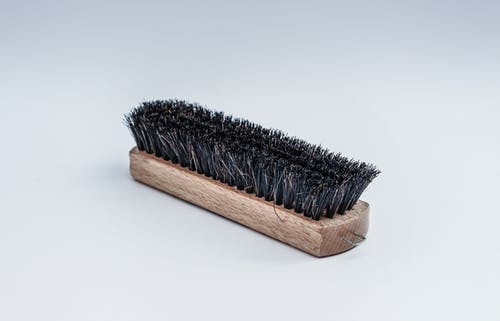 Black Steel Brush