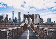 city, landmark, cloudy