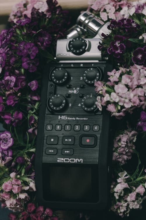 Black and Gray H6 Handy Recorder