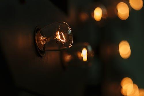 Immagine gratuita di lampada, lampadine, leggero, vintage