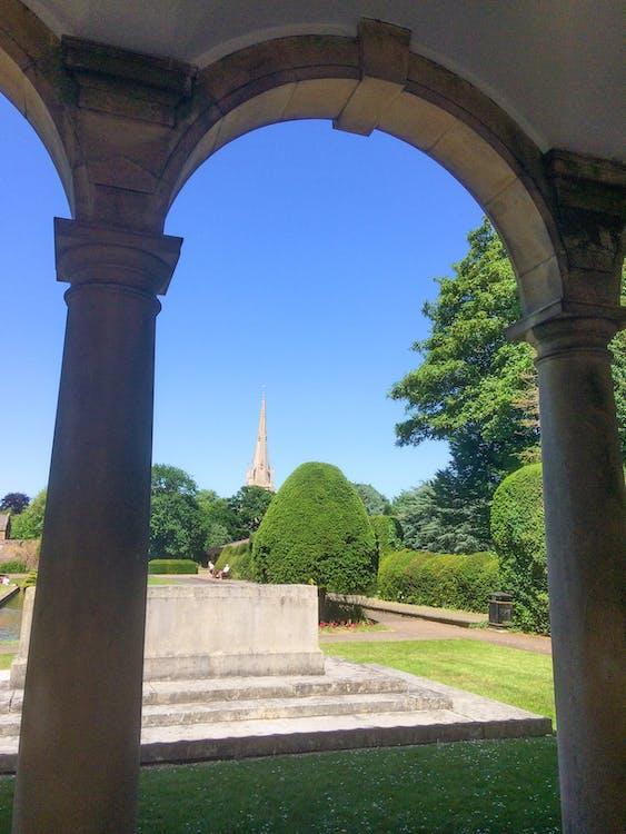 gardens, lincolnshire, memorial
