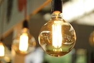 light, lamp, idea