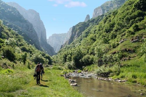 Δωρεάν στοκ φωτογραφιών με backpacker, lifestyle, trekking