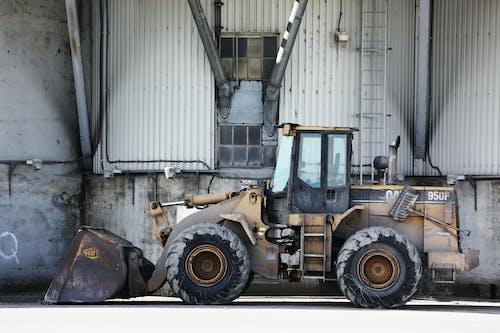 Ingyenes stockfotó építés, építési terület, exkavátor, traktor témában