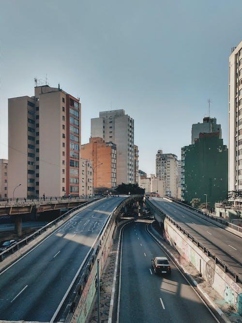 VSCO, 交通系統, 城市 的 免费素材图片