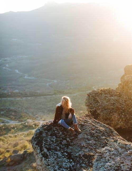 ストックフォト, ハイキング, フルショットの無料の写真素材