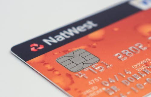 Natwest Atm Card