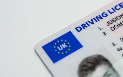 Бесплатное стоковое фото с водительские права, водительские права великобритании, документ, идентификация