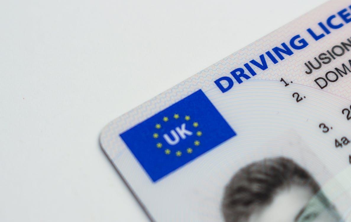 Carteira De Motorista Britânica