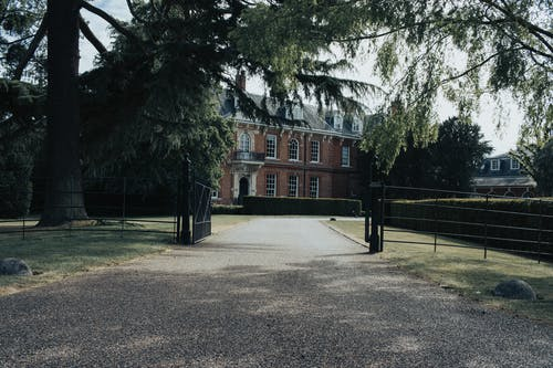 Free stock photo of expensive house, gardens, house