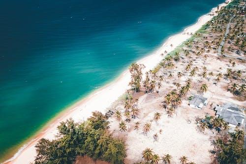 Gratis lagerfoto af drone kamera, dronefotografering, ferie, hav