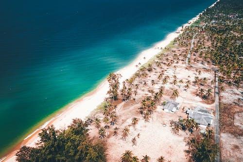Gratis lagerfoto af drone, dronefotografering, ferie, hav