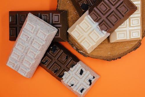 Free stock photo of barra de chocolate, chocolate