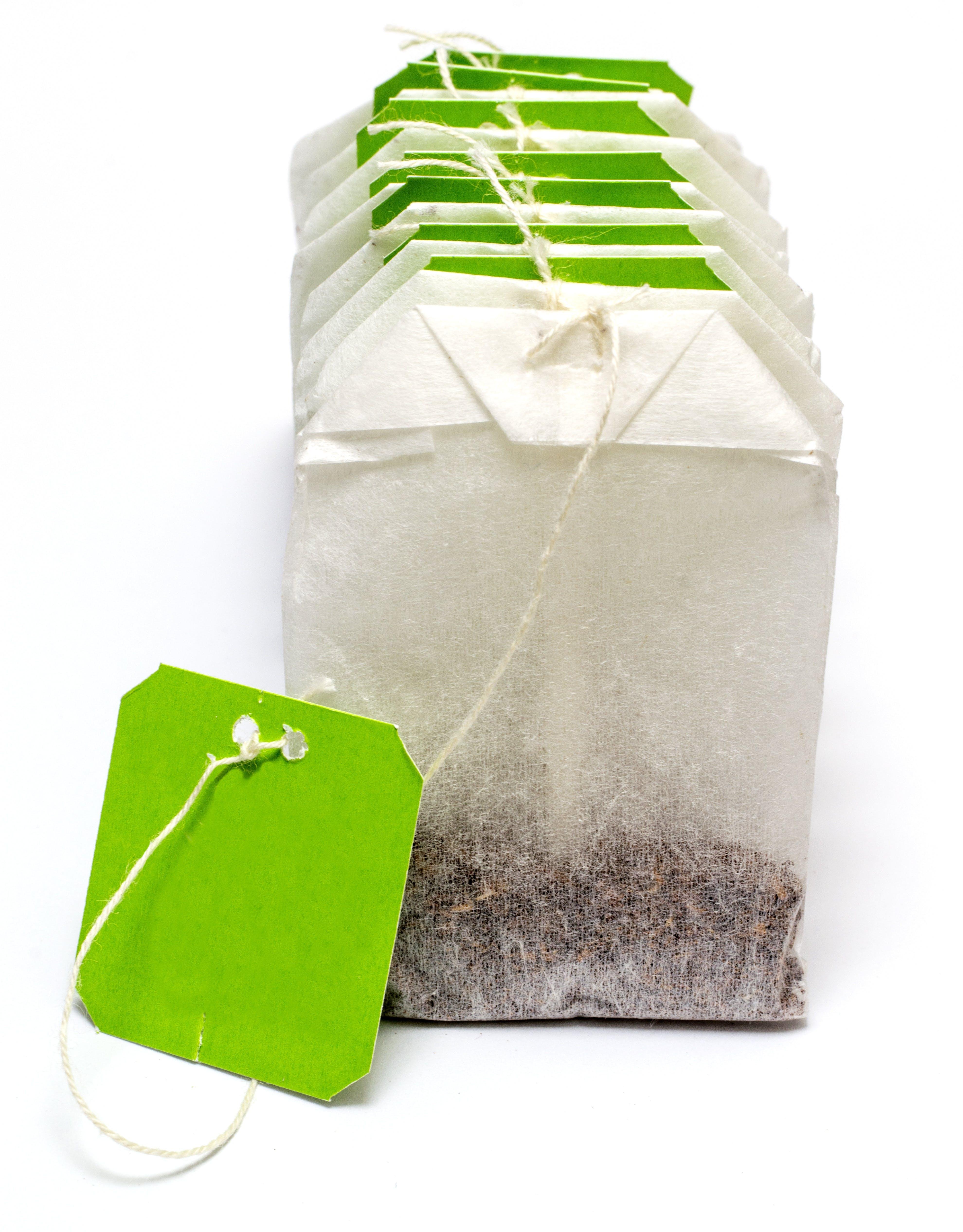 White Tea Bag