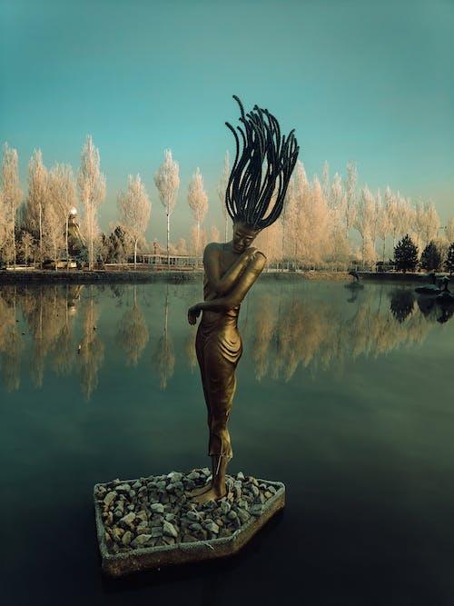 Δωρεάν στοκ φωτογραφιών με bishkek, αγάλματα, κιργιστάν, κυρία