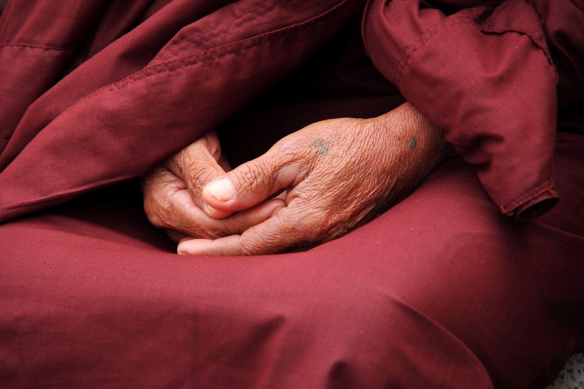Pratītyasamutpāda laws of karma