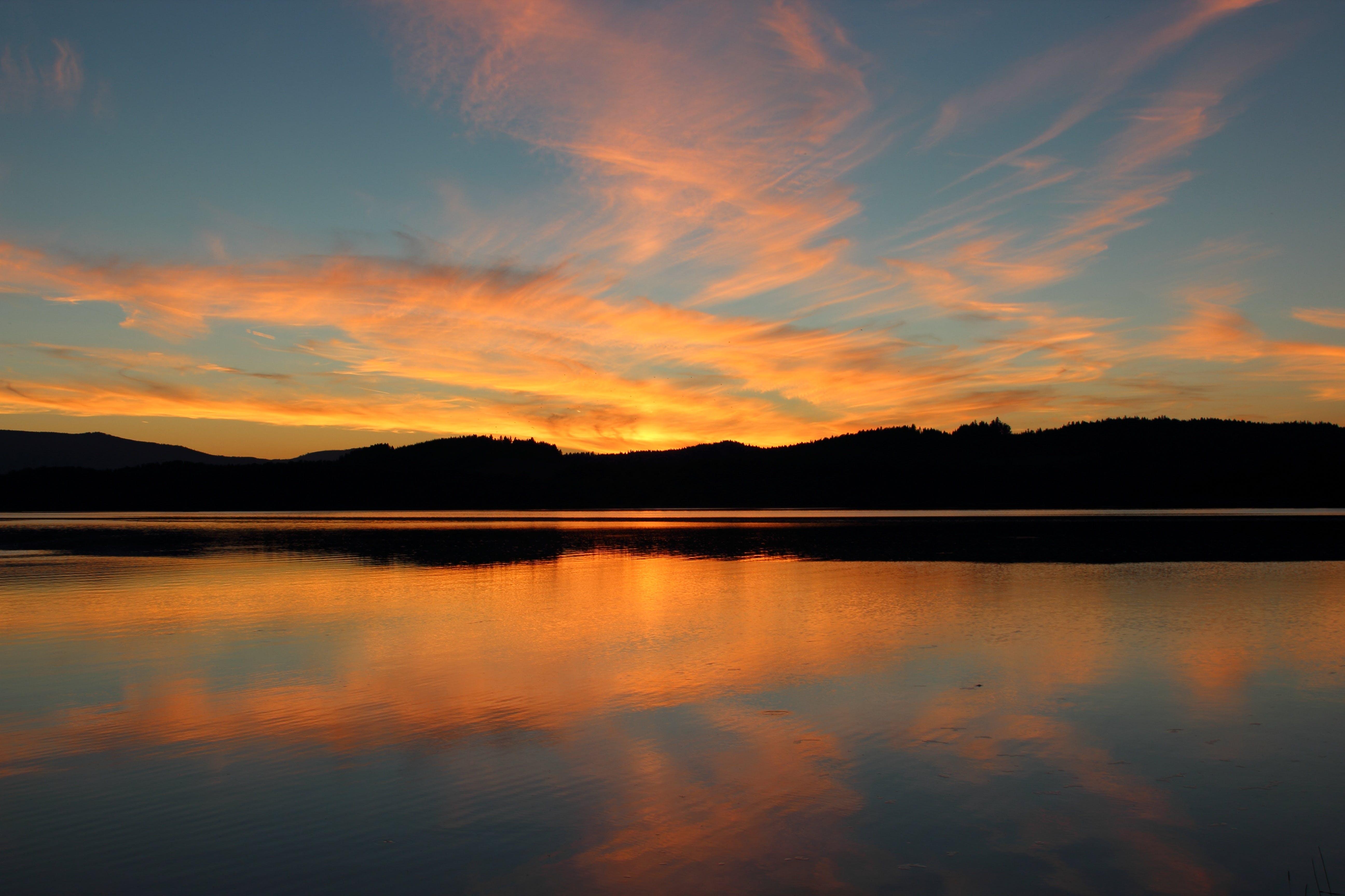 Gratis stockfoto met dageraad, h2o, hemel, natuur