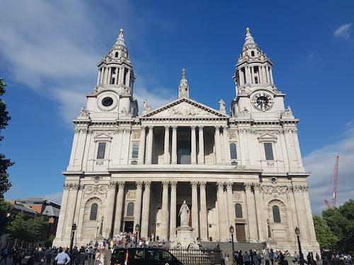 Gratis arkivbilde med katedral, st. pauls katedral